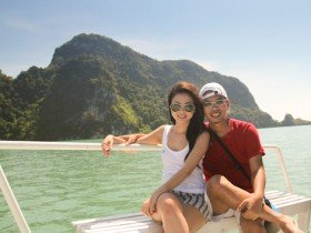 James Bond Island Trip, Phuket, Thailand