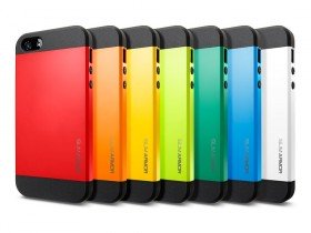 Spigen SGP Slim Armor Case iPhone 5
