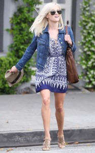 Reese Witherspoon wearing Batik